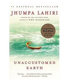 Unaccustomed Earth, by Jhumpa Lahiri | If you hate to be seaside (or lakeside or poolside or anything -side) without a book in hand, you've landed in the right place. Here, great beach reads recommended by notable authors and experts.