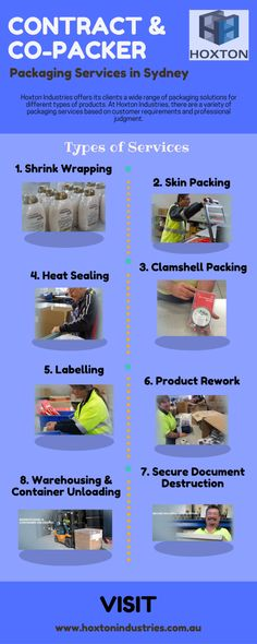 Contract & Co-Packers Packaging Services in Sydney #Co_packerservicesinSydney #ContractpackagingservicesSydney #SydneyPackaging