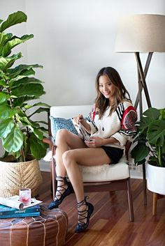 Newlyweds Jamie Chung and Bryan Greenberg Live in a House as Adorable as They Are