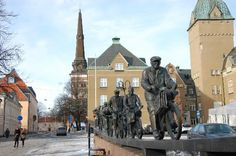 Vasteras, Sweden