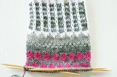 Mikä on lankadominanssi? Knitting Socks, Knitted Hats, Knit Crochet, Crochet Hats, Mittens, Detail, Pattern, Accessories, Crocheting