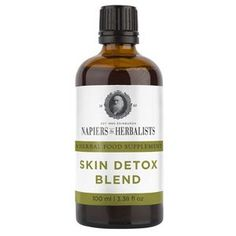 Napiers Skin Detox Blend  Natural Herbal Supplement for Skin Health  1 Litre * Check this awesome product by going to the link at the image-affiliate link.