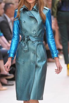 Burberry Prorsum Spring 2013 Ready-to-Wear Detail