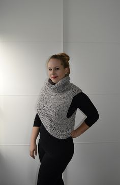 Ravelry: Post-Apocalyptic Cowl/ Katniss Cowl pattern by thingsKATEmade