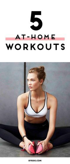 5 at-home workouts that give you a reason to skip the gym