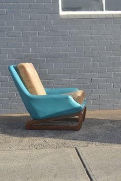 Mid century Danish Deluxe swivel chair office chair dining ...