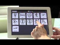 Discover MyChoicePad - an educational Makaton iPad app for learning or communication difficulties School Fun, Pre School, Makaton Signs, Speech Delay, Key Stage 1, Oral Motor, Down Syndrome Awareness, Bsl, Apraxia