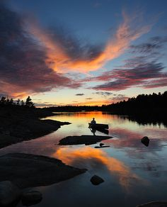 by Peter Bowers - French River, Ontario, Canada