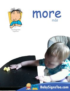 Sign for MORE www.BabySignsToo.com  #BabySigns #babysignlanguage #ASL