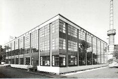 Walter GROPIUS // Germany - Fagus Factory in Alfeld