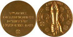 Medalla de los Juegos Olímpicos de invierno en Saint Moritz en 1948,Suiza