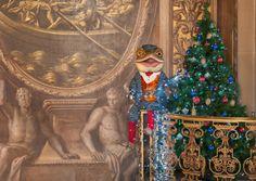 Mr Toad at Chatsworth Photo: Chatsworth House Trust