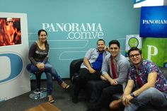 Grupo Treo presenta su tema Te gusta en visita a PANORAMA