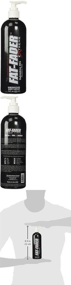 Sports Diet and Weight Loss: Fat-Fader Extreme Energizing Anti-Cellulite Body Slimming Lotion - 16 Ounce Pump -> BUY IT NOW ONLY: $104.92 on eBay!