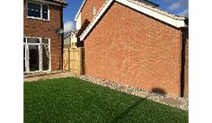 Arttra Grass artificial lawns supplied and installed in Brooklands Milton Keynes, Buckinghamshire.