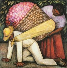 View The Flower Carrier by Diego Rivera on artnet. Browse upcoming and past auction lots by Diego Rivera. Diego Rivera Art, Diego Rivera Frida Kahlo, Mexican Artists, Mexican Folk Art, Latin Artists, The Flower Carrier, Moritz Von Schwind, Frida E Diego, Mexican Paintings