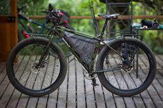 Surly ECR » Bikepack mode