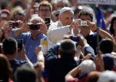 Catequésis del Papa Francisco: Dios forma a un pueblo: La Iglesia- Papa Francisco 18 de Junio de 2014