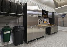 Garage Cabinets_Garage Cabinets ideas_Garage Ideas