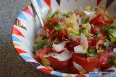 15 salate pentru diete sanatoase. Cele mai bune salate din lume – Maria Nicuţar Best Salad Recipes, Mai, Tofu, Salsa, Cabbage, Avocado, Health Fitness, Vegetables, Ethnic Recipes