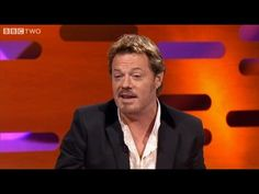 Cats that look like Hitler - The Graham Norton Show - BBC Two - No matter how many times I watch this, it still makes me chuckle!