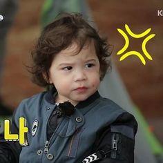 Korean Babies, Asian Babies, Cute Kids, Cute Babies, Superman Kids, Eden Park, Baby Park, Ulzzang Kids, Cute Little Things