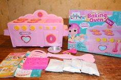 Lalaloopsy baking oven real food oven new hot toy lalaloopsy real lalaloopsy baking oven forumfinder Images