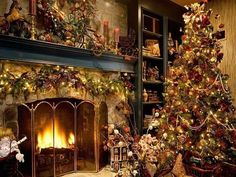 Best Decorated Christmas Trees | 18 Photos of the Cowboy Images of Decorated Christmas Trees Ideas