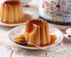 Flan vanille au caramel maison Ingrédients
