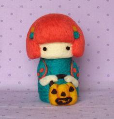 Felt Dolls By: Yu Yu · Felting   CraftGossip.com