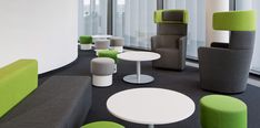 T-Meeting Side Table - Bene Office Furniture