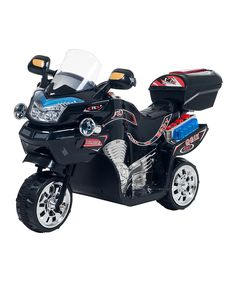 Loving this Black Three-Wheel FX Sport Bike on #zulily! #zulilyfinds