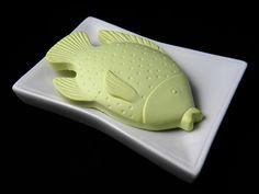 Silikonform großer Fisch von Luflom-Design auf DaWanda.com