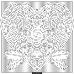 Knotwork rose to print and color available in transparent png and jpg versions Rose Coloring Pages, Abstract Coloring Pages, Valentine Coloring Pages, Pattern Coloring Pages, Printable Adult Coloring Pages, Doodle Coloring, Mandala Coloring Pages, Christmas Coloring Pages, Coloring Books