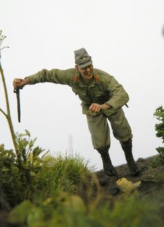 The Pacific, Sack Race – Bravo – 6, 1/35 | www.Figus.pl - figurki do sklejania