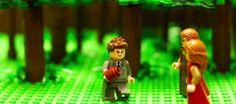 Hommage tout en Lego et en stop-motion à l'épisode spécial 50 ans de #DoctorWho