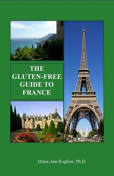 Since I am going to France in a few weeks - I am worried about the cheese and bread.  This book provides resources on how to communicate your gluten issue.  Now I just need to find one for dairy! :)