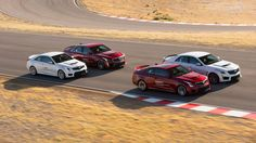 Buy a Cadillac ATS-V, CTS-V buyers get free two-day school at Spring Mountain #cadillac #luxury Read more: http://autoweek.com