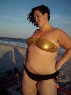 The xoJane and Gabi Fresh Fatkini Gallery: 31 Hot Sexy Fat Girls in Skimpy Swimwear | xoJane