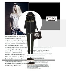 """""""YOINS III/29"""" by amra-mak ❤ liked on Polyvore featuring yoins"""
