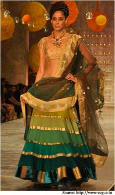 Manish Malhotra Lehengas for Traditional Beauty | Best Collection