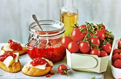 Tesco real food: Tomato and chilli chutney recipe