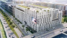 La Tête Düsseldorf - Film und Visualisierungen für die Aurelis Real Estate GmbH & Co. KG Services: Architekturfilm, Animation, 3D Visualisierung, virtueller Rundgang