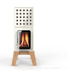 ISSUU - Stack Ceramic Stoves Collection by La Castellamonte and Adriano Design | Catalogue 2014. by adriano design