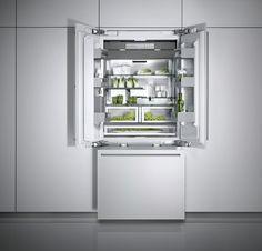 Gaggenau Vario fridge-freezer combination 400 series RY 492 301