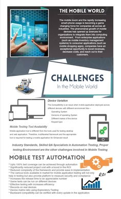 #Mobileapp #zadoinfotech #mobiletestautomation #challenges and the #solution