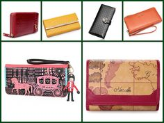 Ladies Clutches And Wallets, GkFashionStore offers fashionable collection of leather clutches and wallets includes beautiful puses and money clips at most affordable rates. Check our collection now and choose your favorite from wide varieties.