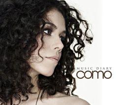 album cover art: como - music diary [05/2013]