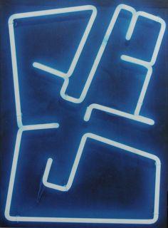 Gyula Kosice. Lights Artist, New Media Art, Light Art, Medium Art, College, Neon Signs, Contemporary Art, Sculpting, Atelier