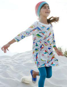 Jersey Printed Tunic #boden #kids #fashion